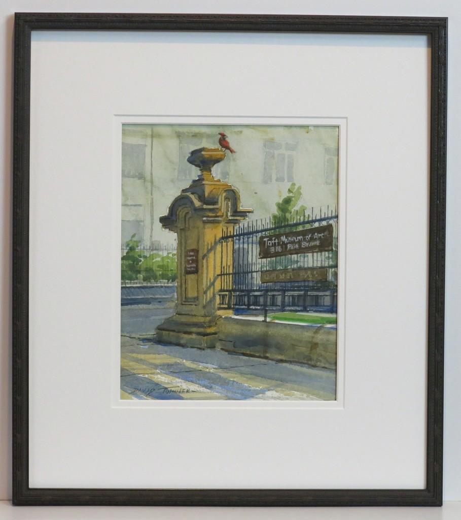 Artsy Artwork Warren Rosser Circuit Number 1