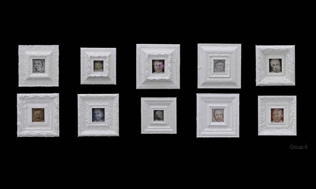 Liu Wei 刘炜, '180 Faces', 2017-2018, Sean Kelly Gallery