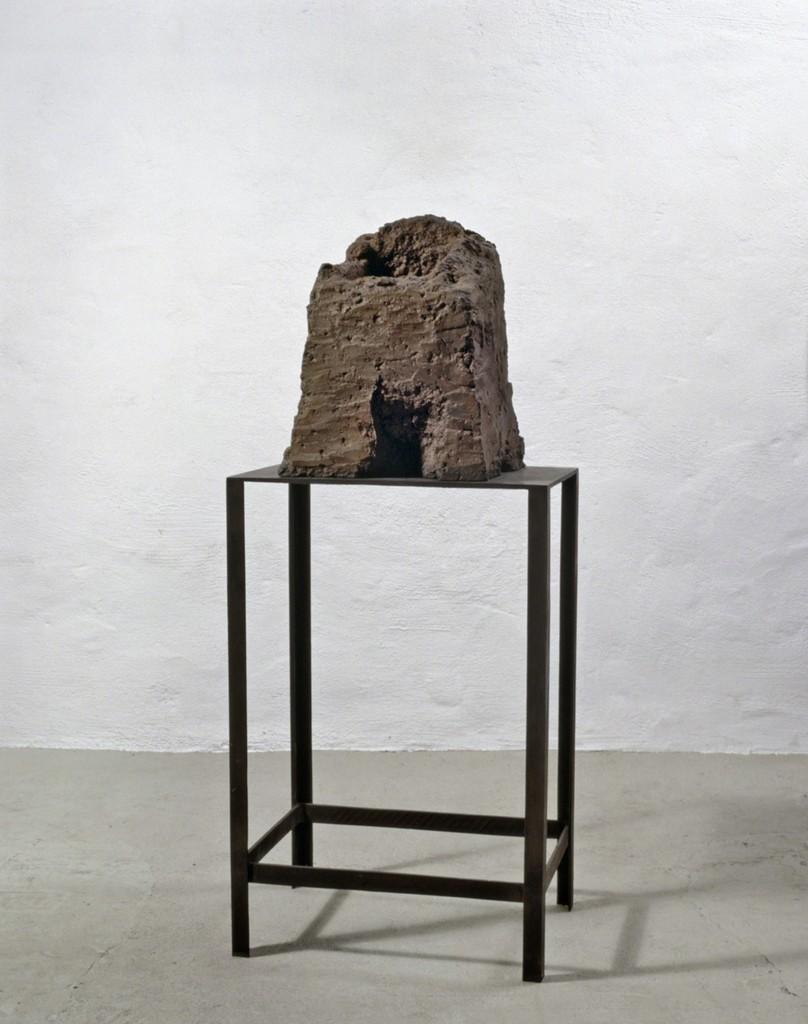 """Joseph Beuys, """"Oven (Ofen)"""", 1983-85"""