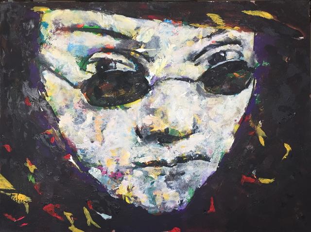 , 'Black Glasses,' 2014, Vitavie Gallery