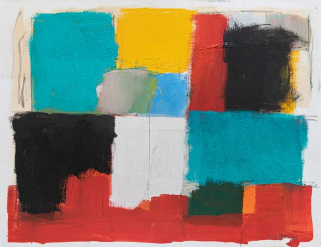 Manuel Salinas, 'Untitled', 20th Century, Painting, Oil on paper, Galería Marita Segovia