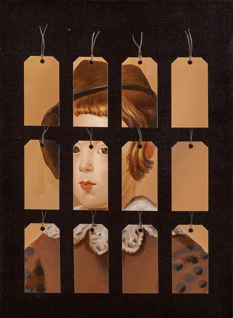 Derrick Guild, 'Label Balthazar (Head and Shoulders)', 2004, Rago