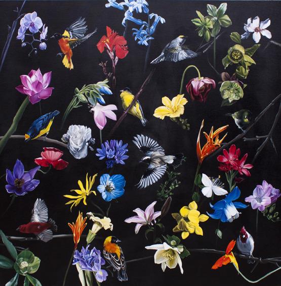 , 'Spring Series,' 2013, Yael Rosenblut Gallery