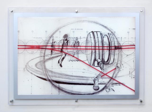 , 'Dynamic Connection,' 2013, Kavachnina Contemporary