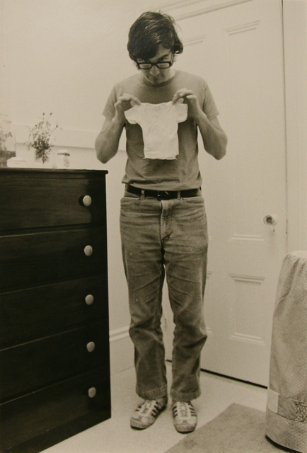 , 'Self-Portrait, SF CA,' 1974, Anglim Gilbert Gallery