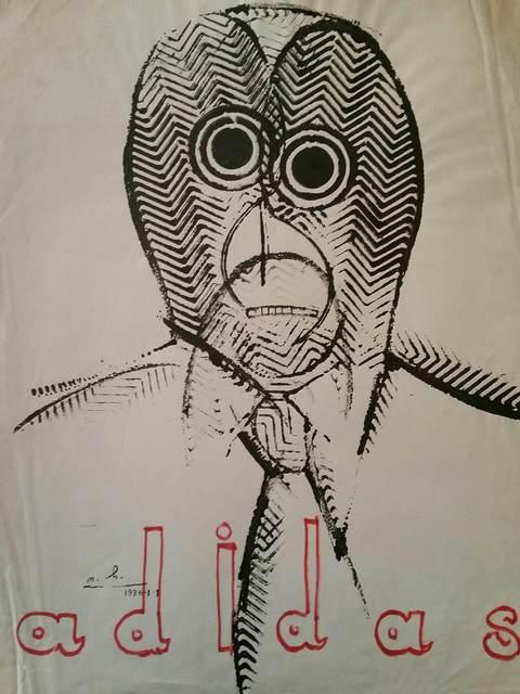 Otar Chkhartishvili, 'Adidas', 1986  , Baia Gallery