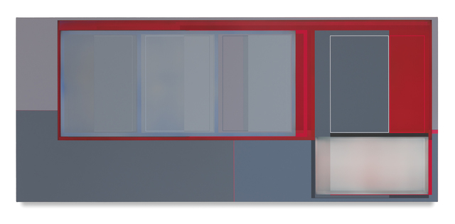 , 'Above Gray Lake,' 2018, Miles McEnery Gallery