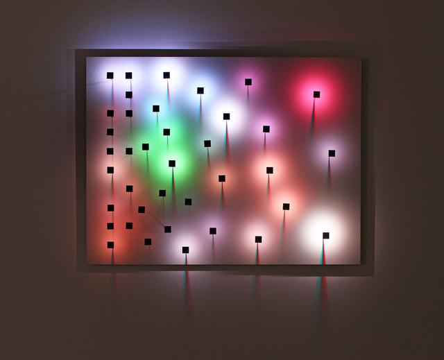 , 'Exploded Flat 1,' 2017, Hosfelt Gallery
