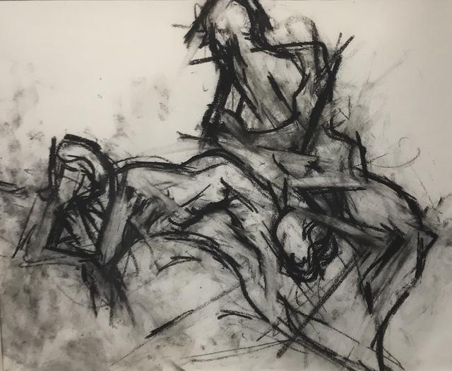 , 'Figure Study,' 1966-1968, Mark Borghi Fine Art