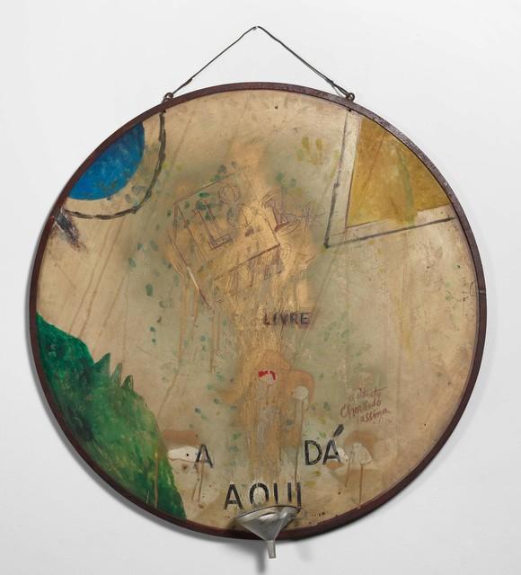 , 'O Artista Chorando Assina...,' 1964, Museu de Arte Moderna (MAM Rio)