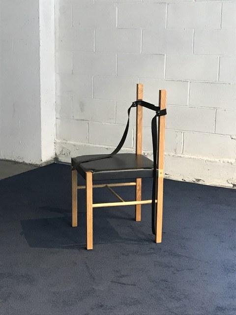 , 'Sorensen Chair III,' 2018, Hotel Particulier