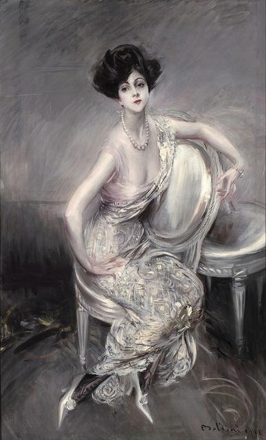 , 'Portrait of Rita de Acosta Lydig,' 1911, M.S. Rau Antiques