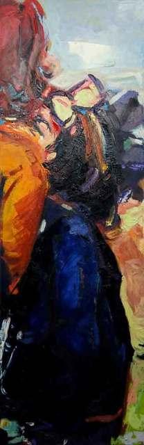 Lorena Ziraldo, 'Girl in Blue', 2019, Galerie Blanche