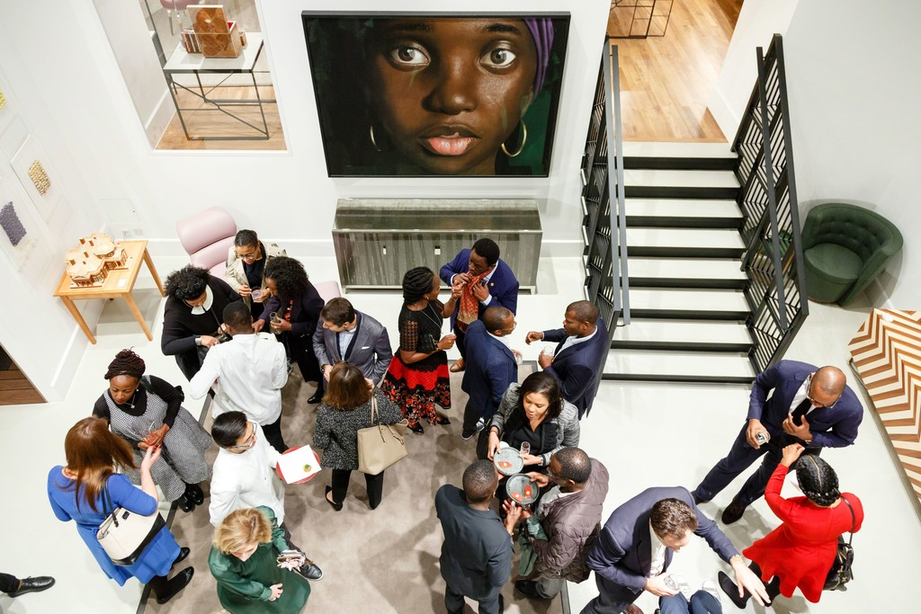 Private view: