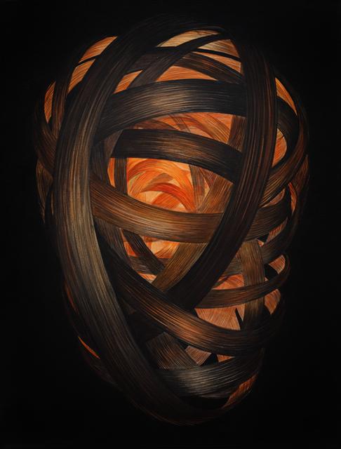 , 'brennen,' 2016, Artdepot