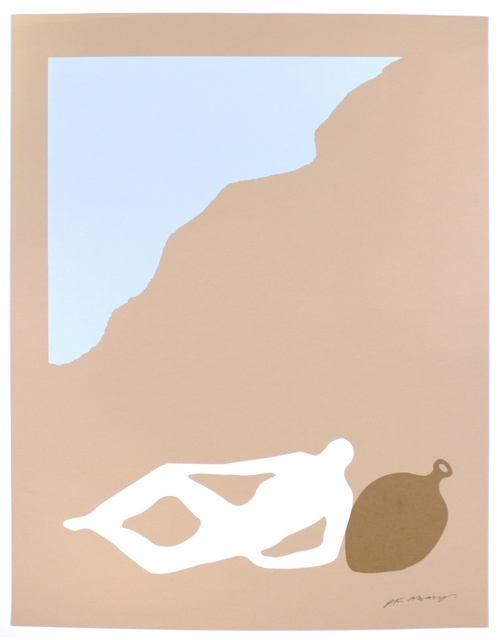 RF Alvarez, 'A Lover Waits on the Shore', 2019, Uprise Art