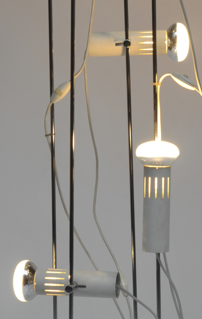 Alain Richard, 'Floor lamp A15', 1959, Design/Decorative Art, Marble, lacquered and chromed metal, Galerie Pascal Cuisinier