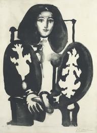 Femme au Fauteuil No. 1