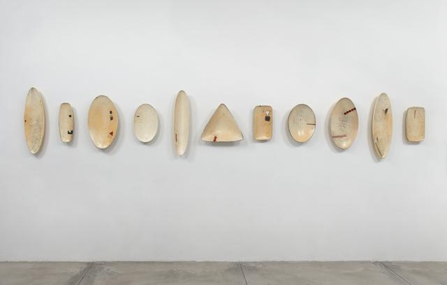 , 'Tray # 1 - 11,' 2016, Jane Hartsook Gallery