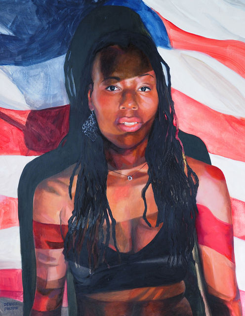 Denise M. Fulton, 'Her Country II', Davis Gallery & Framing