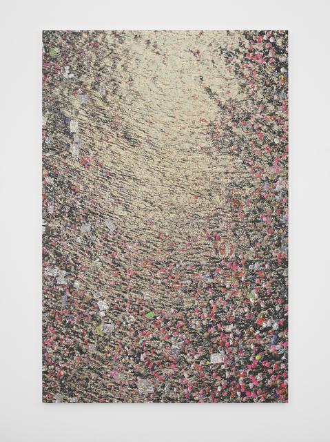 , 'Manuscript III,' 2017, Lisson Gallery