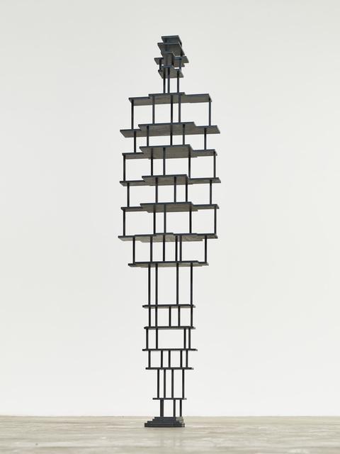 , 'STATION XVII,' 2014, White Cube