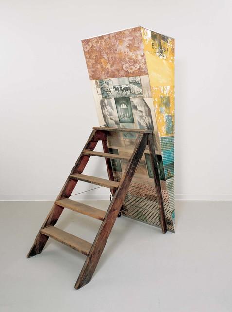 Robert Rauschenberg, 'Patrician Barnacle (Scale)', 1981, Robert Rauschenberg Foundation