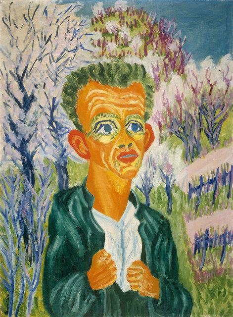 , 'Frühlingserwachen (Spring Awakening),' 1926, Kunstmuseum Bern