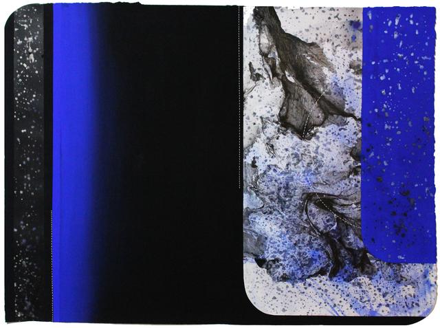 , 'Conversation (Blue),' 2018, Adah Rose Gallery