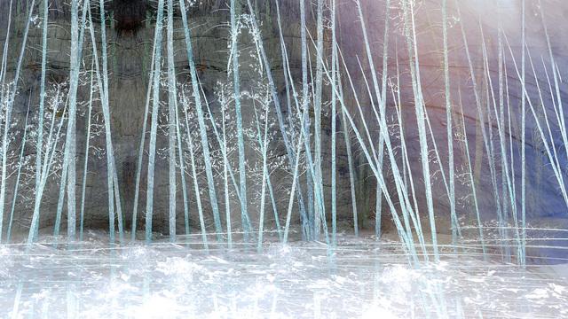 Valda Bailey, 'Dark Beneath the Ice', 2012-2019, Sohn Fine Art