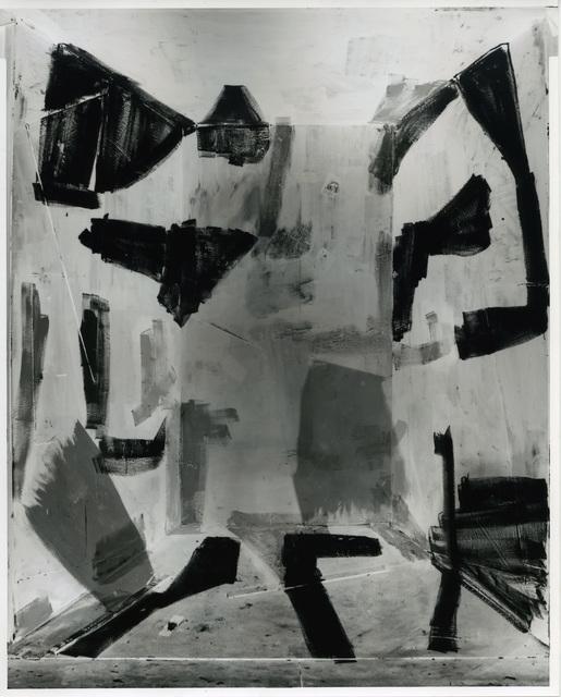 , 'Untitled, 3 (tijdens belichtingstijd),' 2015-2018, Galerie Bart