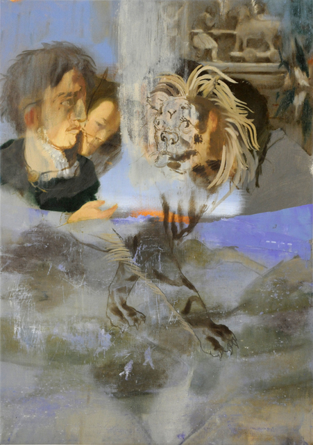 , 'The second metamorphoses of the spirit of Alexander the Great,' 2015, VILTIN Gallery