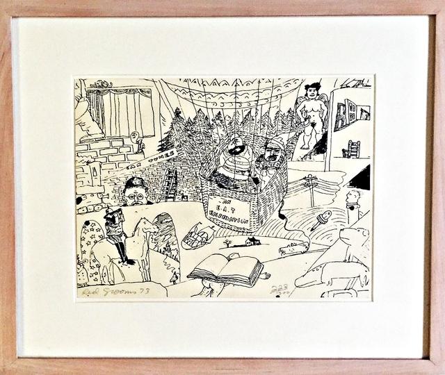 , 'STOCKHOLM PRINT,' 1973, Alpha 137 Gallery