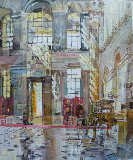 , 'Blenheim Palace I ,' 2017, Sarah Wiseman Gallery