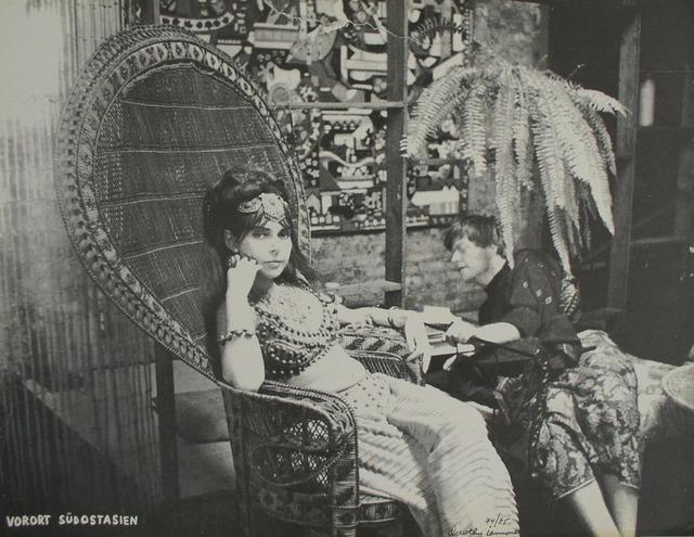 Dorothy Iannone, 'Suburbs Southeast Asia', 1971, Print, Offset print on paper, Air de Paris
