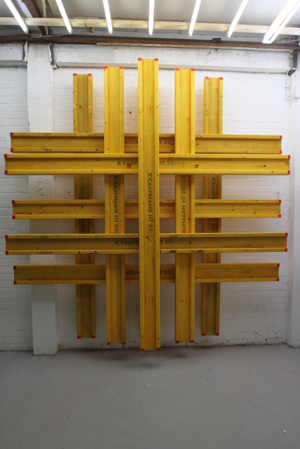 , 'Untitled (DOKA),' 2014, Galerie Christian Lethert