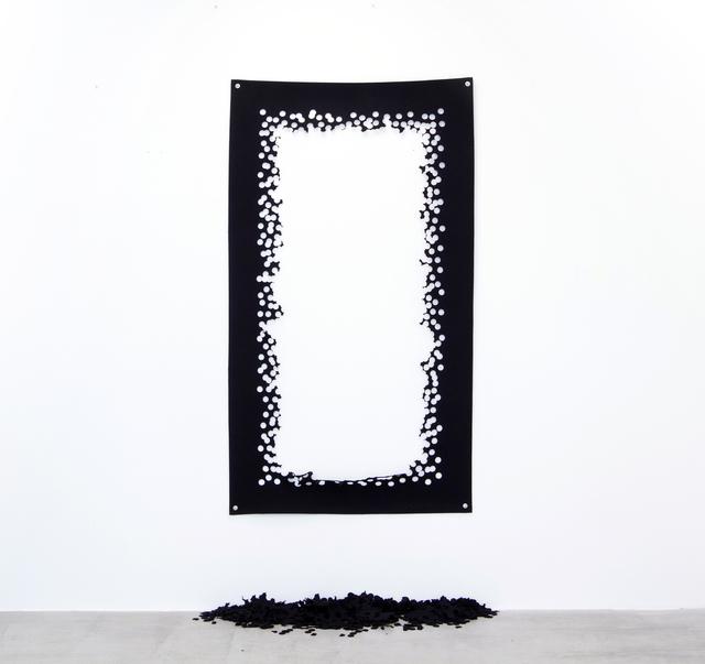 , 'Area de Corte,' 2013, Zipper Galeria