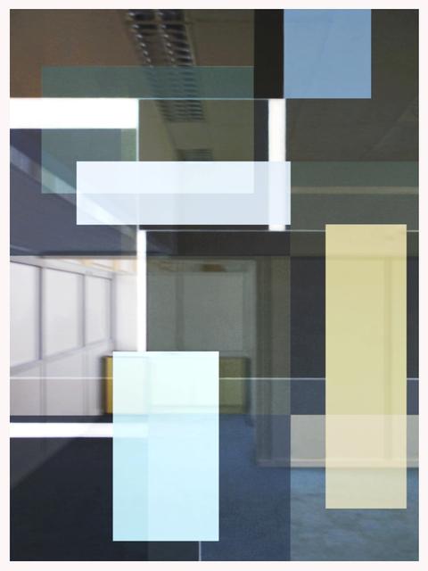 , 'Platz #2 空间#2,' 2019, ART LABOR Gallery