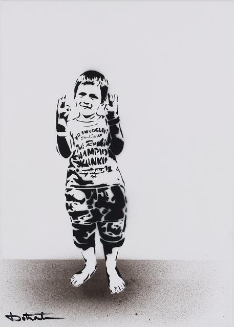 , 'Urbani - Rude kids (Folly serie),' 2019, GCA Gallery