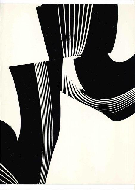 , 'Linearismo tensivo,' 1957, Sabrina Raffaghello Contemporary Art