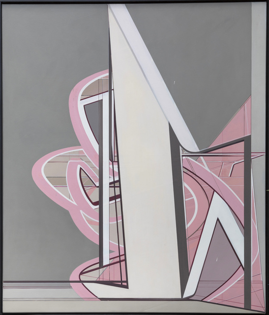 Frank Nitsche, 'Untitled', 2006, Painting, Oil on canvas, Sevil Dolmacı Art Gallery