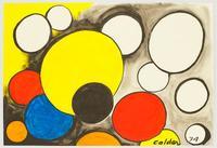 Alexander Calder, Appearing Orbs