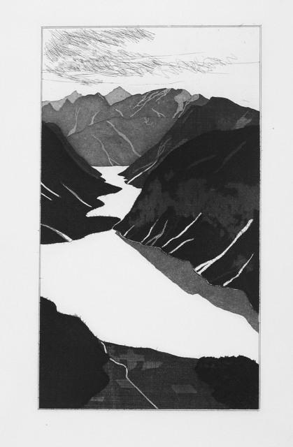 David Hockney, 'The Lake ', 1969, Stubbs Fine Art