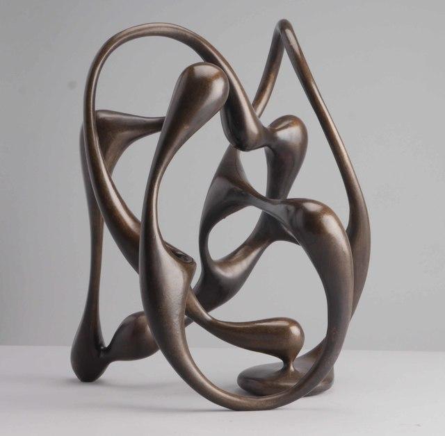 , 'Knot Thinking 2,' 2018, Beardsmore Gallery
