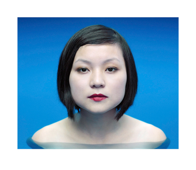 , 'Chinese Pool Portrait (4564 ShiZheng),' 2007, Walter Storms Galerie