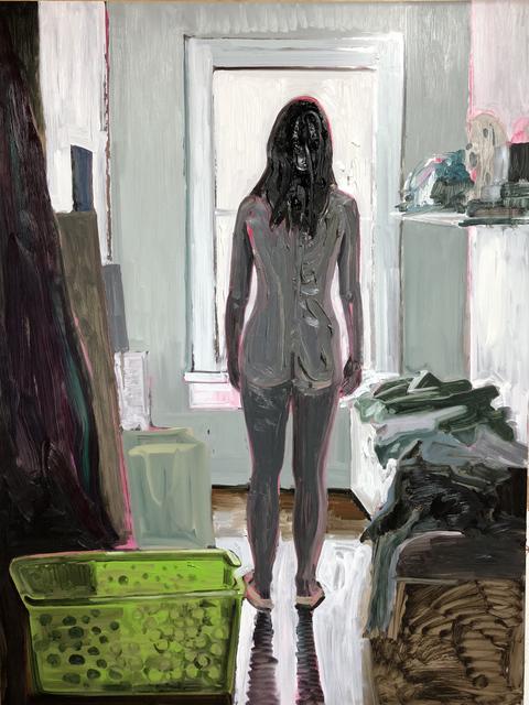 Kim Dorland, '57 Seaforth', 2018, Galerie Antoine Ertaskiran