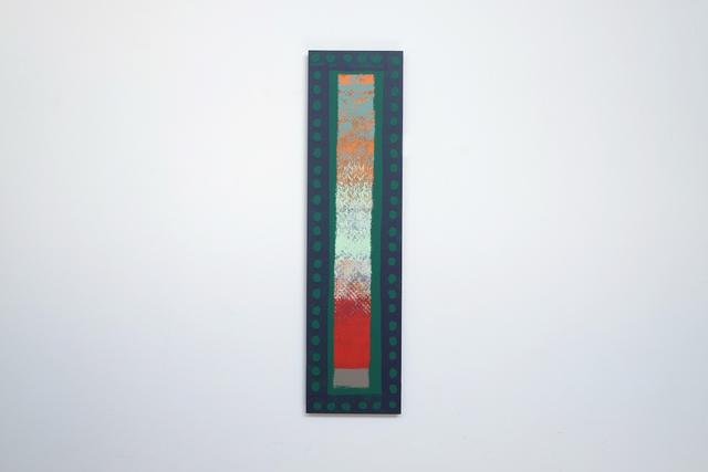 , 'Green Fire,' 2018, Gallery 16