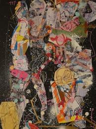 Michael Alan, '7deadlysinsofthesummer,' 2010, Fine Art Auctions Miami: Major Street Art