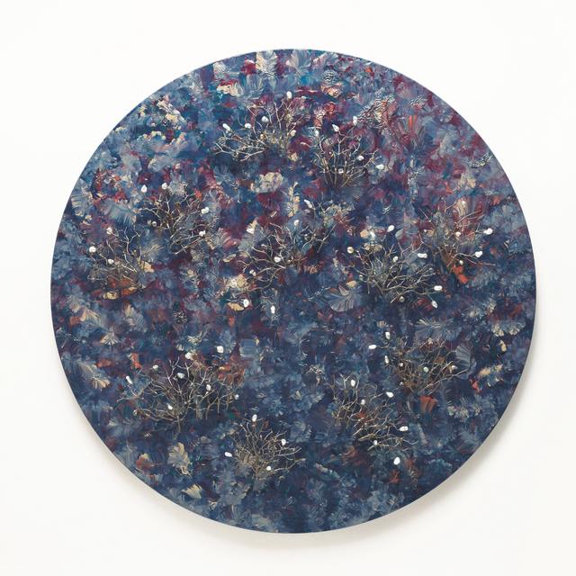 Chae Rimm, 'Sky and Secret Garden', 2018, Hakgojae Gallery