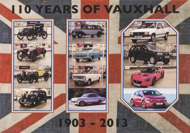 110 Years of Vauxhall
